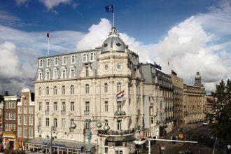 FRESH INTERIOR DESIGN FOR AMSTERDAM HOTEL