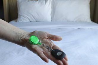PANIC BUTTONS FOR HOTEL STAFF