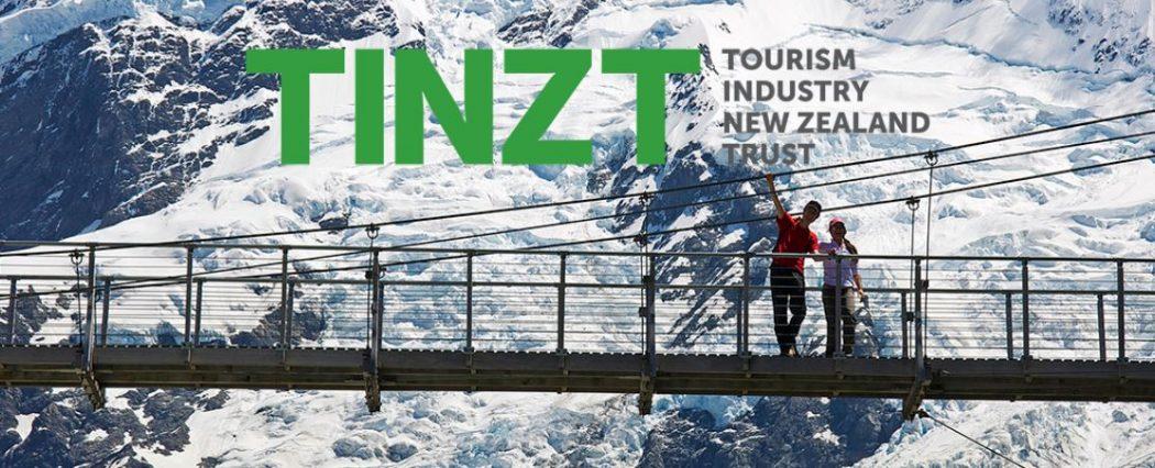 TINZT banner.