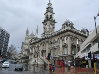 Dunedin City Council building