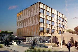 NEW HOTEL AT AUCKLAND AIRPORT