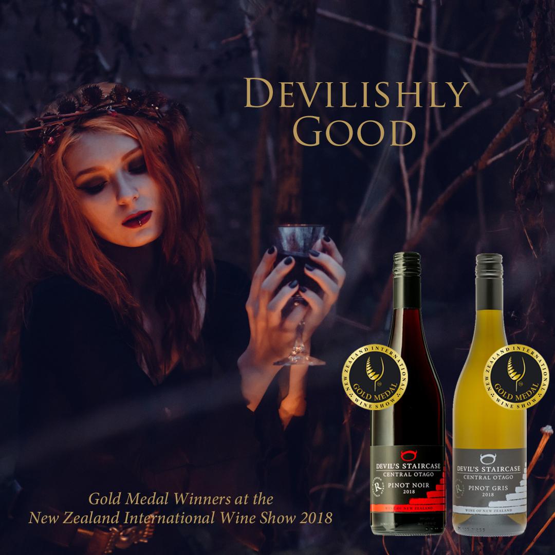 Rockburn Devil's Staircase ad