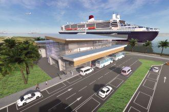 Brisbane International Cruiseship Terminal