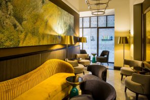 DoubleTree by Hilton interiors