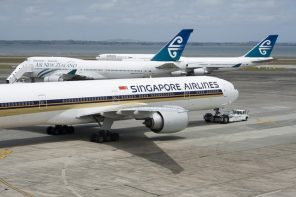 Air New Zealand and Singapore Airlines