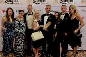 Fiji wins People's Choice, and other winners at Australian Travel Awards