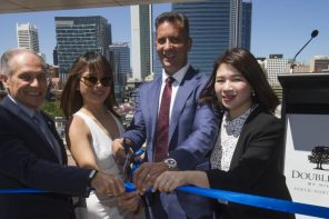 DoubleTree by Hilton Perth Northbridge opens