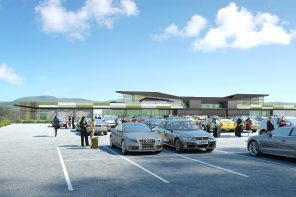 Hawke's Bay Airport opens first stage of upgrades