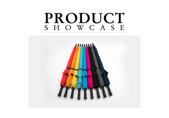 Product Showcase banner for Blunt Umbrellas