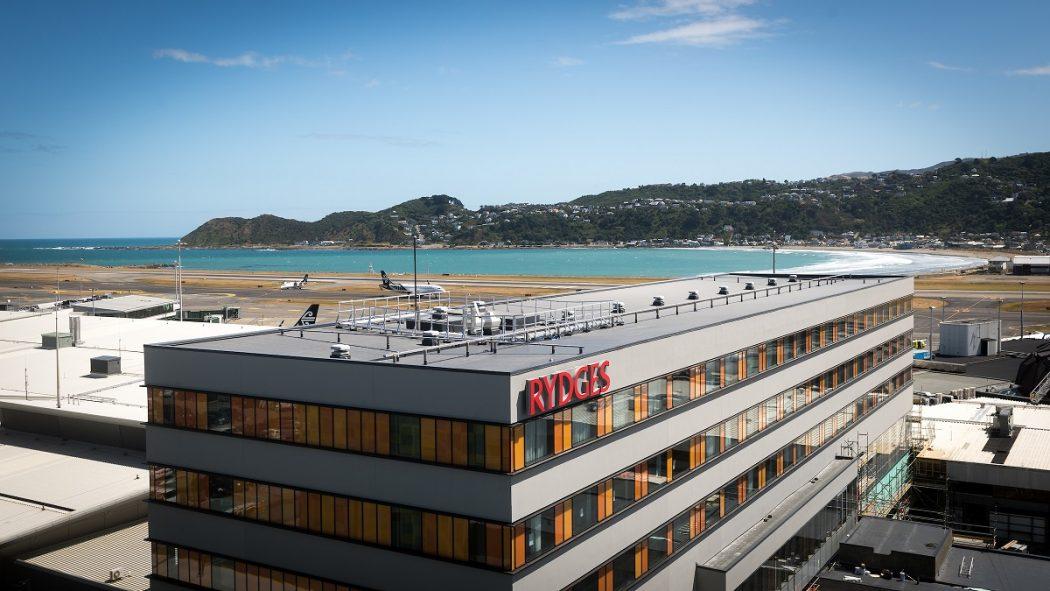 Rydges Hotel at Wellington International Airport February 07, 2019