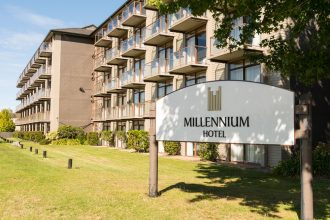 Millennium Hotel Rotorua.