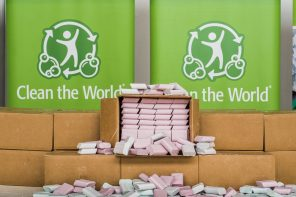 Hilton raises the bar for soap recycling