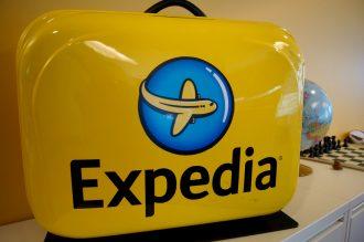 Expedia bag.