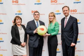 IHG partners with the US Open