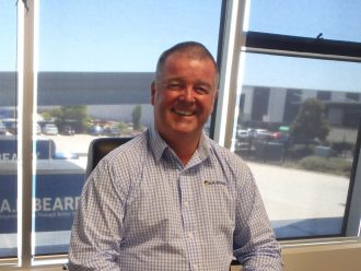 Peter Deveny works as group manager commercial at AH Beard.