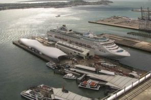 Queens Wharf cruise upgrade consented