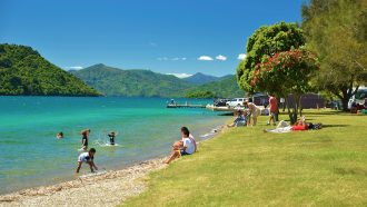 Picton beach