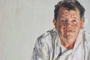 Archibald Prize portrait.