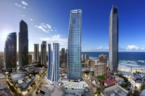 Hilton Surfers Paradise celebrates 100 years of Hilton