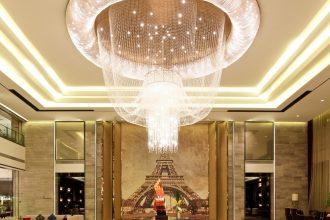 Lobby at Pullman Shenyang