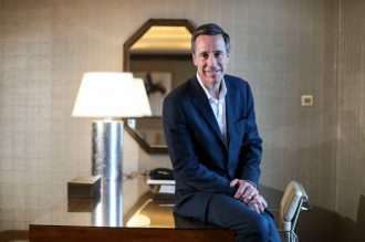 Marriott CEO