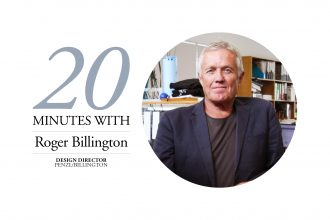 Roger Billington 20 Minutes With feature image.