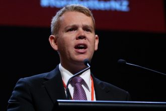 Minister Chris Hipkins.