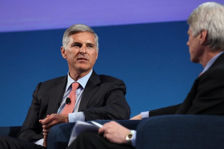 Chris Nassetta, CEO, Hilton