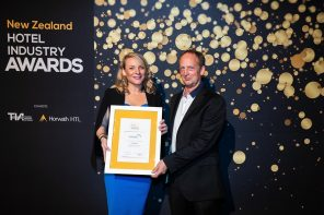 Cordis concierge takes out NZ Hotel Industry Concierge of the Year