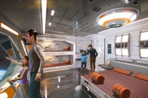 PRICES EMERGE FOR STAR WARS HOTEL