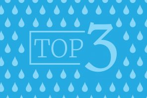 TOP 3 – WATER