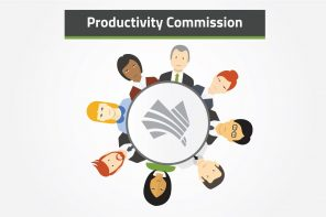 "PRODUCTIVITY COMMISSION ""NEEDS TO RETHINK ITS APPROACH"""