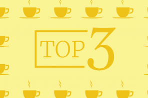 TOP 3 – IN-ROOM COFFEE