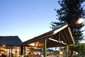 BYRON BAY PUB SALE BREAKS RECORDS