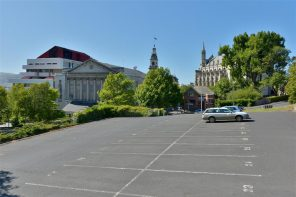DUNEDIN HOTEL BID HEATING UP