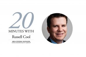 20 MINUTES WITH RUSSELL COOL