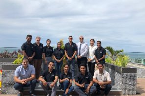 HILTON HAND-UP FOR TIMOR-LESTE