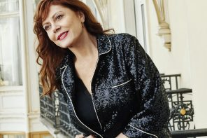 FAIRMONT WELCOMES SUSAN SARANDON AS GLOBAL BRAND AMBASSADOR
