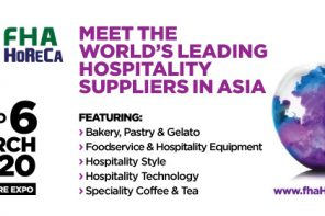 COUNTING DOWN: SIX WEEKS TO FHA-HORECA