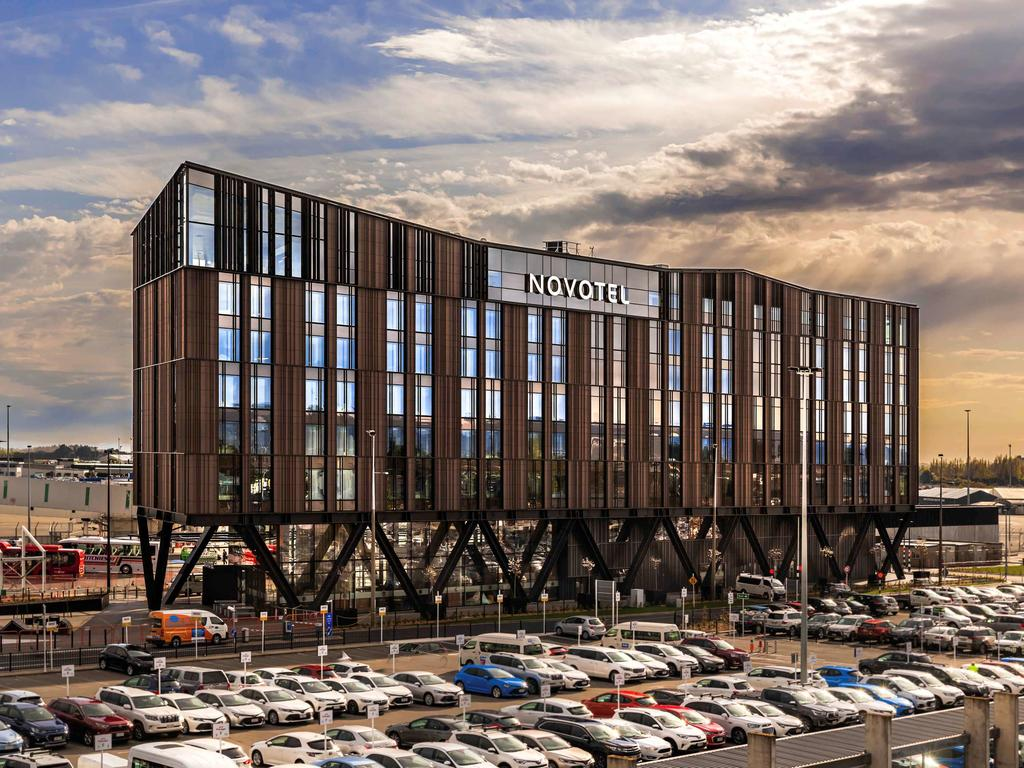 NOVOTEL CHRISTCHURCH AIRPORT (FINISHED)