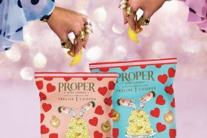 IN LOVE WITH TRELISE COOPER CRISPS
