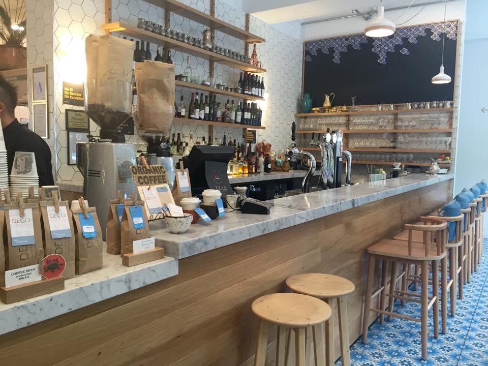 Deco eatery restaurant café