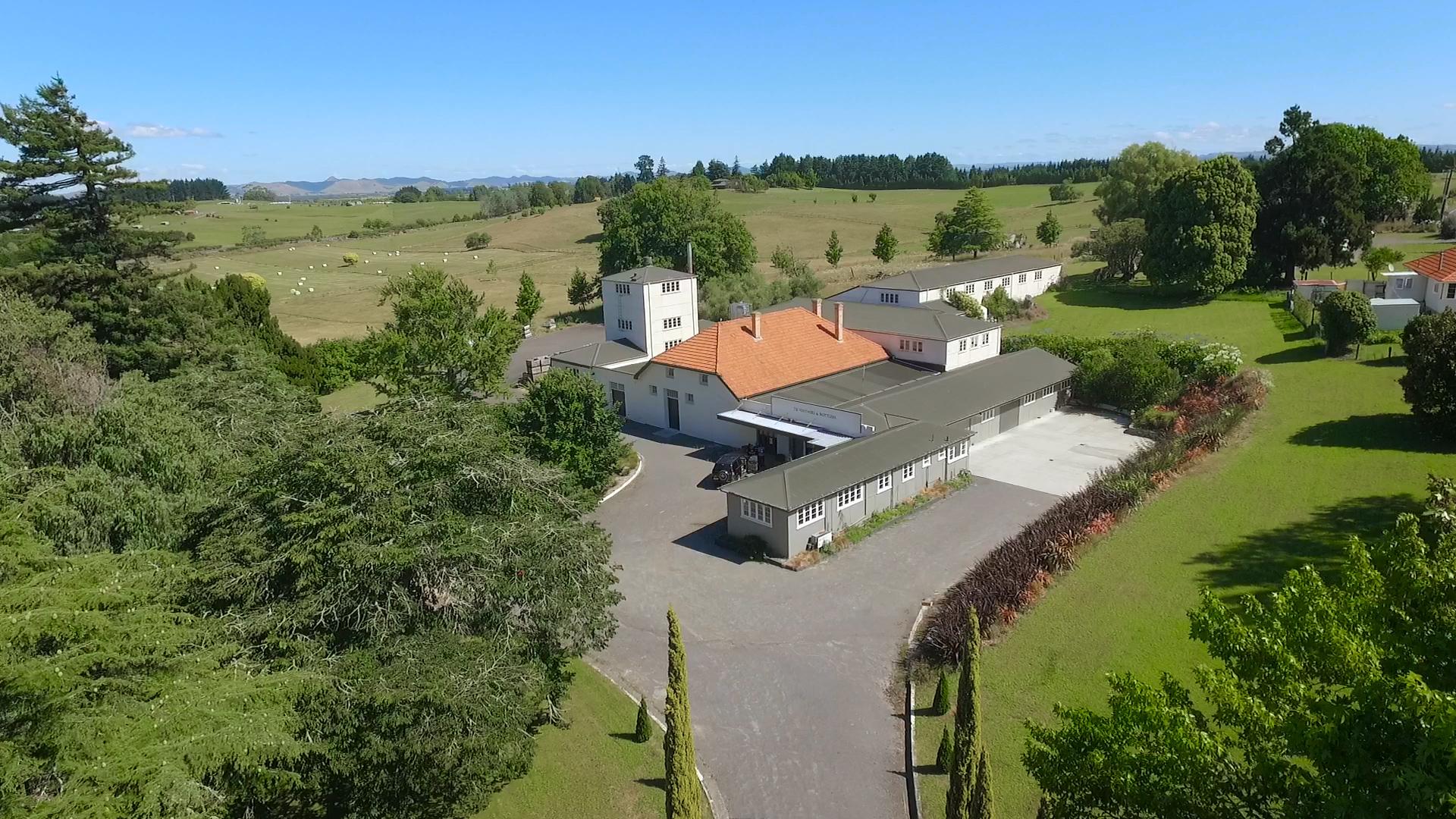 Invivo's Te Kauwhata winery
