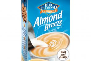 PRODUCT OF THE WEEK // ALMOND BREEZE BARISTA BLEND