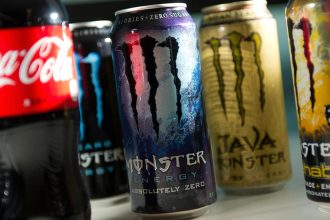 coca cola monster contract