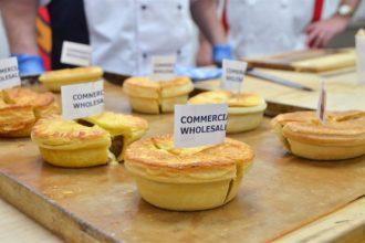 Bakers Go Pie-Eyed