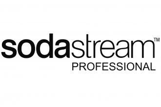 Logo Sodastream nero Prof 2014