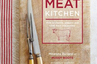 RC Modern Meat Kitchen Book Cover