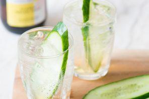 Vodka tonic