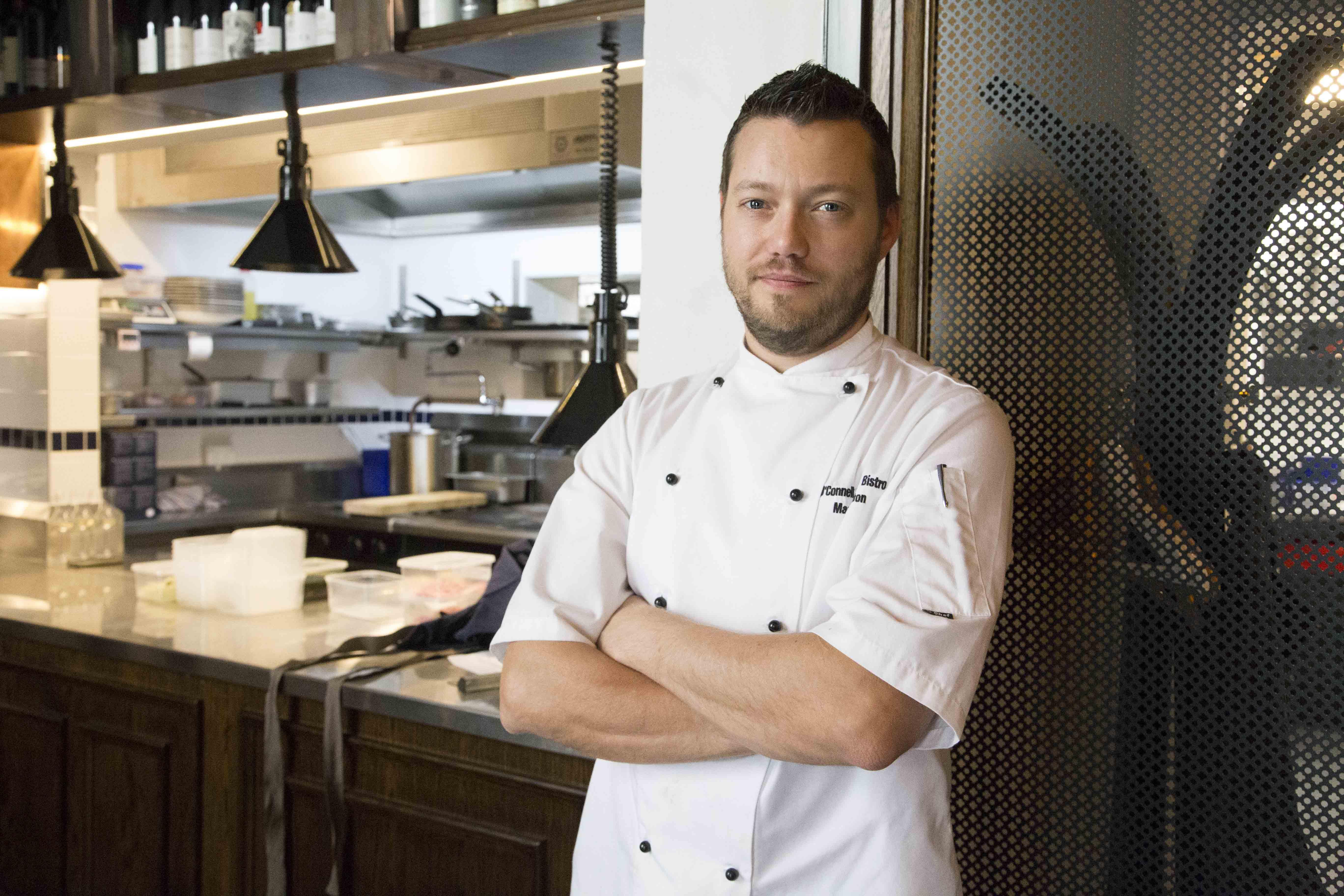 MARK SOUTHON, Head Chef, O\'Connell Street Bistro | Restaurant & Café